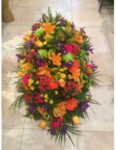 Palma de Flor Variada