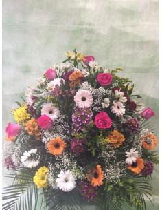 Centro Funerario de Flor Variada