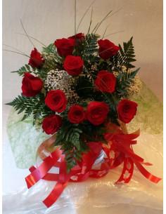 Bouquet de rosas pequeñas